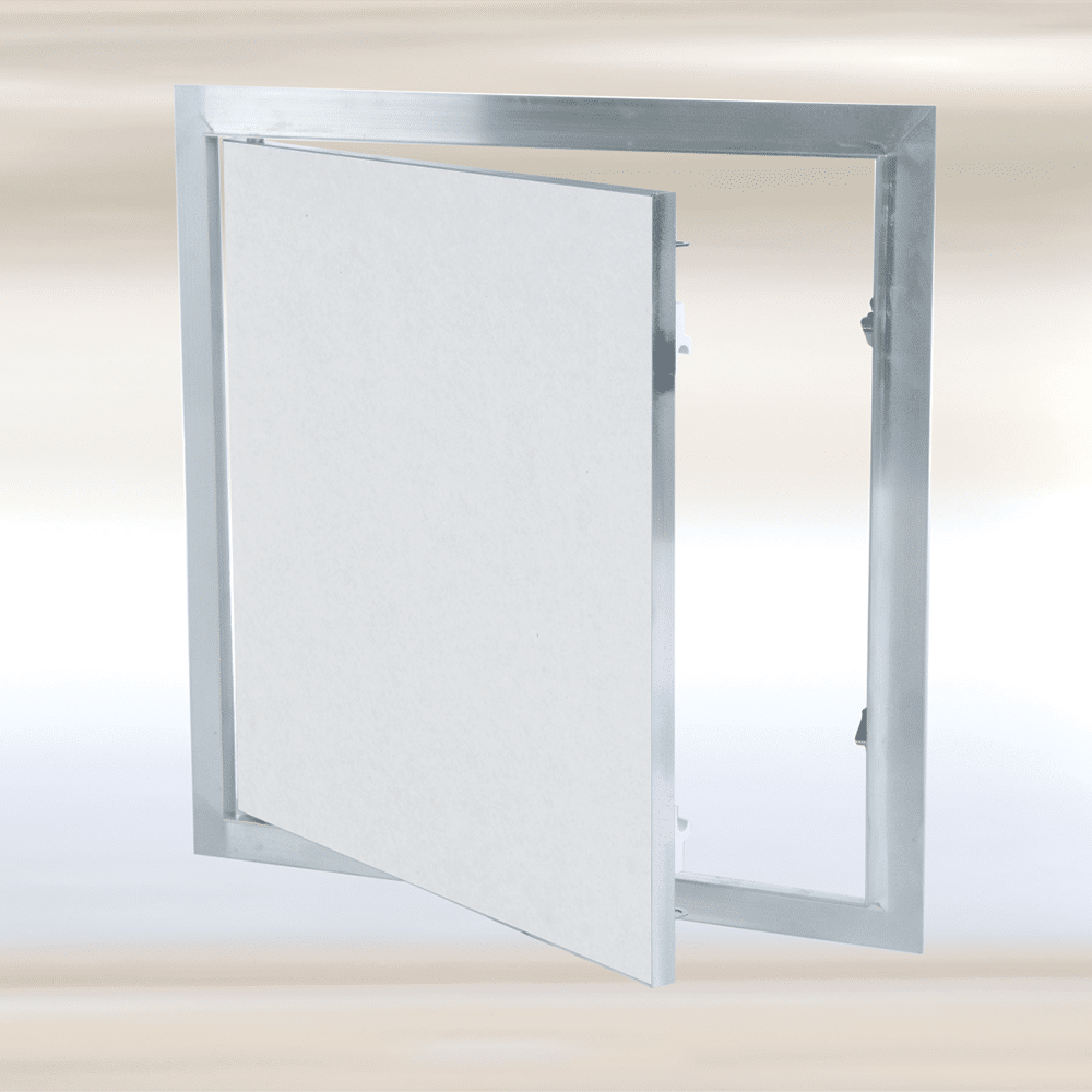 System F1 | Access Panel | Non-Removable | Drywall Inlay - Front with Door Open